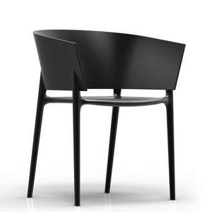 VONDOM - africa - chaise à accoudoirs (lot de 4) - Fauteuil