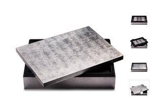 POSH - leaf silver - Set De Table