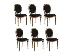 Vente-Unique.com - chaise louis xvi - Chaise