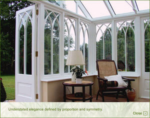 David Salisbury Conservatories -  - Veranda