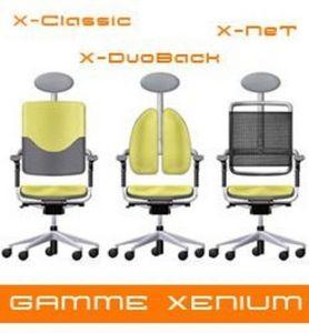 Design + -  - Siège Ergonomique