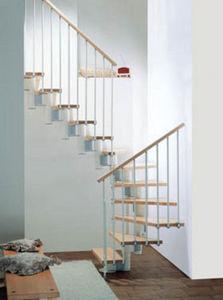 Safety Stairways -  - Escalier Un Quart Tournant