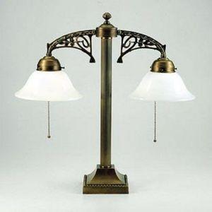 Berliner Messinglampen -  - Lampe À Poser