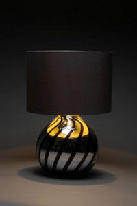 Anthony Stern Glass -  - Lampe À Poser