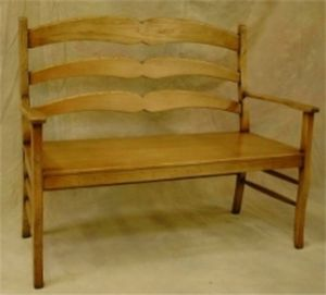 Royal Oak Furniture -  - Banc