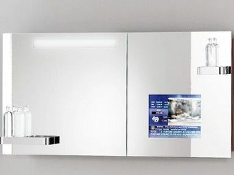Hoesch Design France - single bath - Miroir De Salle De Bains