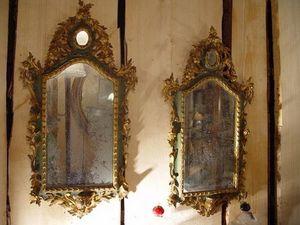 1864 -  - Miroir Venitien