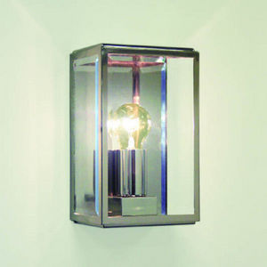Light Concept - homefield nickel - Applique D'extérieur