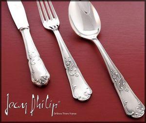 Jean Philip - contour fleuri - Couverts De Table