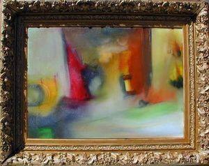 www.maconochie-art.com - theatre - Huile Sur Toile Et Huile Sur Panneau