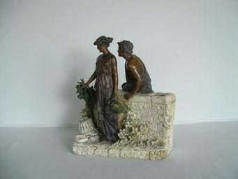 ABACO DI COLLINETTI LUCIANO -  - Statuette