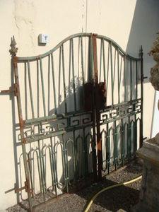 Antiquités Braga -  - Portail À Vantaux
