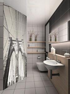 CeePeeArt.design - brooklin bridge - Carrelage Personnalisé