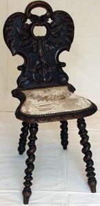 Antiquités Eric de Brégeot -  - Chaise