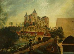 Antiquités Eric de Brégeot -  - Huile Sur Toile Et Huile Sur Panneau