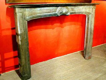 Antiquités Passion -  - Cheminée À Foyer Ouvert