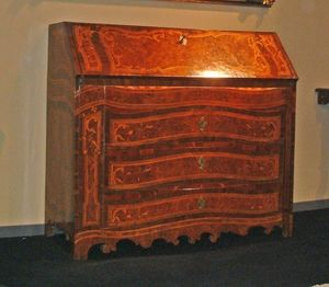 BARUFFI FRANCESCO ANTICHITA' -  - Commode Scribanne