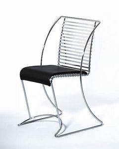 Meyer Stahlmobel - blue swinger - Chaise