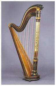 Adrian Alan -  - Harpe