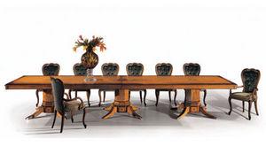 Bellotti -  - Table De Repas Rectangulaire