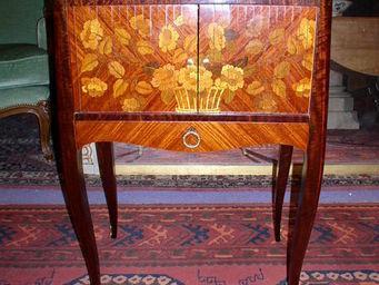 DS Antiquités -  - Table De Chevet