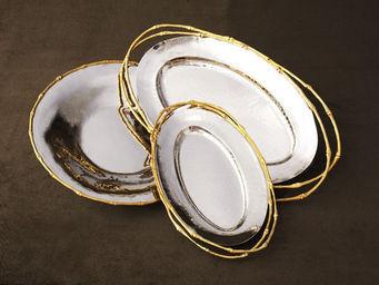 L'OBJET - evoca hollowware - Assiette De Présentation