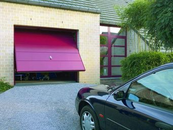 Hormann France -  - Porte De Garage Basculante