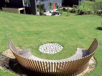 Fredericia -  - Banc Circulaire