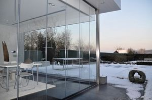 SLIDING GLAss -  - Veranda