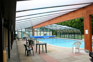 Telescopic Pool Enclosures - rhodos - Bain De Soleil