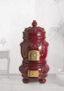 Pugi Ceramiche -  - Poêle À Bois