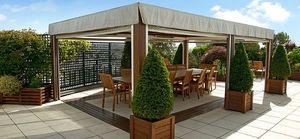 Terrasse Concept -  - Salle À Manger De Jardin