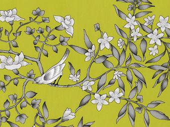 Equipo DRT - adagio_vivace_pistacho - Papier Peint