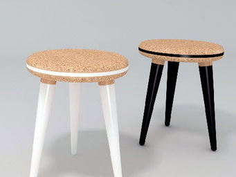 a3studiomadrid - the corks - Tabouret