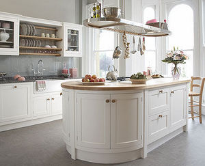 Newcastle Furniture Company -  - Ilot De Cuisine Équipé
