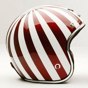 LES ATELIERS RUBY -  - Casque Moto