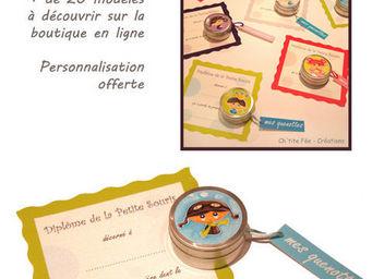 CH'TITE F�E - aviateur bestseller de la collection - Bo�te � Dent De Lait