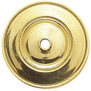 FERRURES ET PATINES - rosace de meuble ronde en bronze style regional po - Rosace De Porte