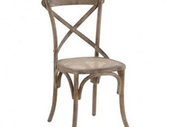 Hanjel - hanjel - chaise paris assise cann�e - hanjel - ant - Chaise Paill�e