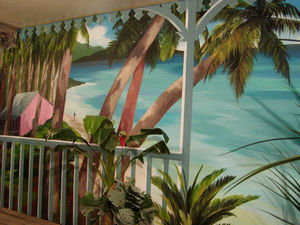Celiane Debray -  - Fresque