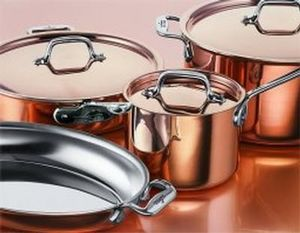All-Clad -  - Batterie De Cuisine