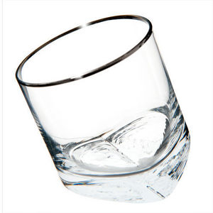 MAISONS DU MONDE - gobelet cosmos silver - Verre À Whisky