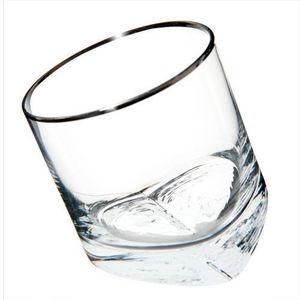 Maisons du monde - gobelet cosmos silver - Verre � Whisky