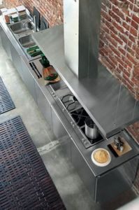 ELAM KITCHEN SYSTEM -  - Hotte Aspirante D�corative