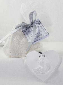 Le Pere Pelletier - coeur d'ange parfum� � suspendre senteur l'origi - Diffuseur De Parfum Par Capillarit�