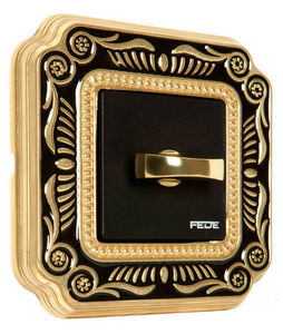 FEDE - smalto italiano firenze collection - Interrupteur Rotatif