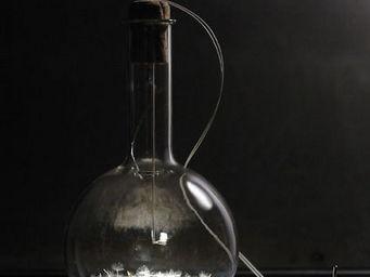dedale-s - préparation romantique - Lampe À Poser À Led