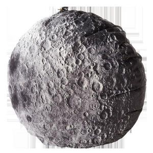 MEROWINGS - moon cushion - Coussin Rond