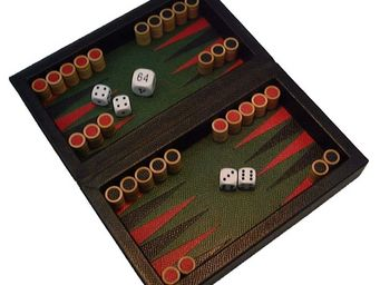 GEOFFREY PARKER GAMES -  - Backgammon