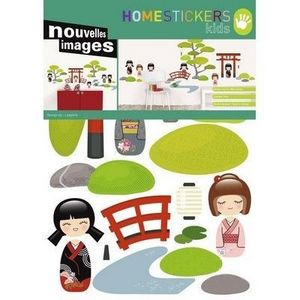 Nouvelles Images - stickers adhésif ladyleia nouvelles images - Sticker
